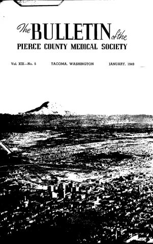 Cover image for PCMS Bulletin 1949