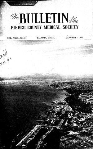 Cover image for PCMS Bulletin 1956