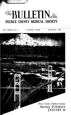 Cover image for PCMS Bulletin 1961