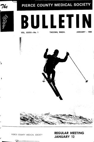 Cover image for PCMS Bulletin 1965
