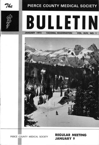 Cover image for PCMS Bulletin 1973
