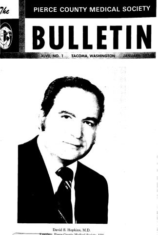 Cover image for PCMS Bulletin 1976