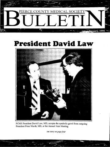 Cover image for PCMS Bulletin 1995